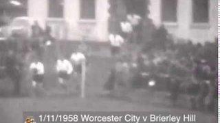 Worcester City v Brierley Hill - 1st November 1958
