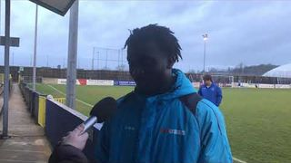 INTERVIEW - Kabby Tshimanga following Chippenham Town