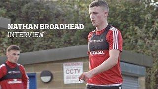 NATHAN BROADHEAD FAWTV INTERVIEW