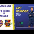 Post Match Reaction | Andy Monkhouse gives his verdict on today's game.