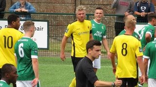 Ashford United v Faversham Town - Aug 2018