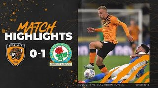 Hull City 0-1 Blackburn Rovers | Highlights | Sky Bet Championship