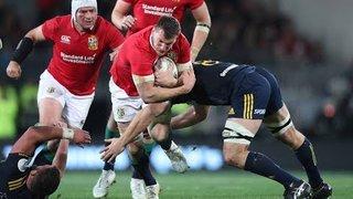 Match Highlights: Highlanders 23-22 Lions | Lions NZ 2017