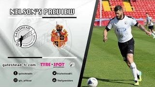 PREVIEW: Nelson looking for back-to-back wins against Spennymoor Town
