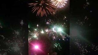 Aldwinians fireworks display  2016   part2