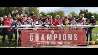Bedfont Eagle Sports vs Guildford City Dynamos U12 Trophy Finals
