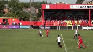 Banbury United 1 Kings Langley 2 - 24 Aug 2019 - Match Highlights
