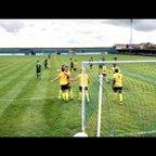 Elliott Ronto Goal - Canvey Island 2-2 Biggleswade (4-3 Pens) - Saturday 3rd October 2020