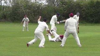Matt Wicketkeeper Catch