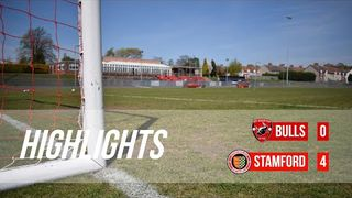 HIGHLIGHTS | Bulls 0-4 Stamford