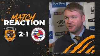Hull City 2-1 Reading | Reaction | Sky Bet Championship