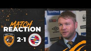 Hull City 2-1 Reading | Reaction | Sky Bet Championship