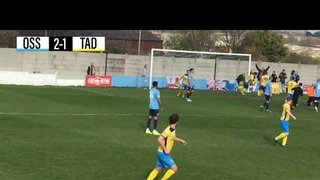 HIGHLIGHTS | Mycoe's Late Goal Not Enough To Avoid Defeat! Ossett United 2-1 Taddy