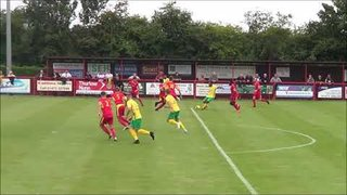 Highlights: Needham Market Vs Barwell FC