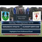 Kidsgrove Athletic v Glossop North End 14/09/19