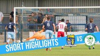 28.07.18 - SNTFC 2-2 Soham Town Rangers