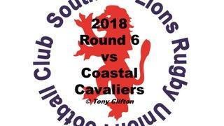 2018 Rd 6 Seniors vs Coastal Cavaliers