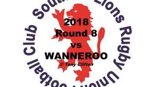 2018 Rd 8 Seniors vs Wanneroo RUFC