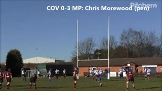 HIGHLIGHTS: Coventrians II 7-37 Manor Park II