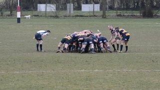 Beccs 1st XV v O Williamsonians - London SE3 - 16/02/19