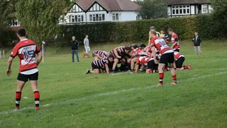 Beccs 1st XV v Maidstone - London SE2 - 28/09/19