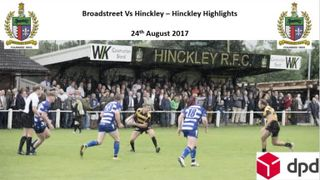 Broadstreet Vs Hinckley - Highlights