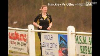 Hinckley Vs Otley - Highlights