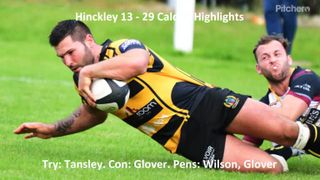 Hinckley 13 - 29 Caldy - Highlights