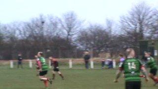 Matty Curry's try v South Shields 19th Jan. 2019