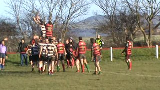 Andy Benbow's try v Sedgefield Feb. 9th 2019