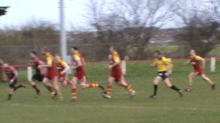Matty Curry'ss try v Rockcliff Sat. 23rd March 2019