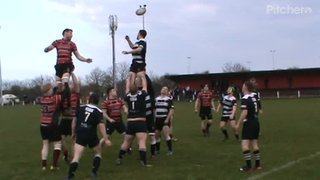 Drew Duncan's try v Houghton Sat.30th March 2019
