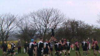 Craig Newlands 2nd try v Houghton Sat.30th March 2019