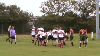 Mark Harrison's try v Aycliffe Sat.5th Oct 2019