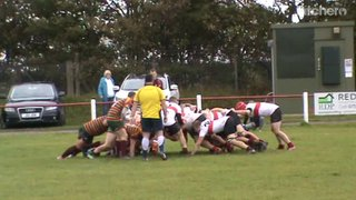 Matty Curry's 2nd try v Aycliffe Sat.5th Oct 2019