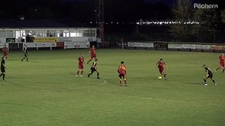 Charlie Hawtin's goal against Oxford United