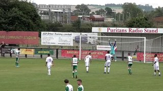 Alastair Worby's penalty save against Wantage