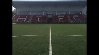 HTFC vs Tonbridge Angels post-match interview