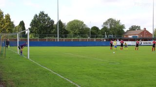 Courtney Hastings equaliser at home to Shirebrook Town