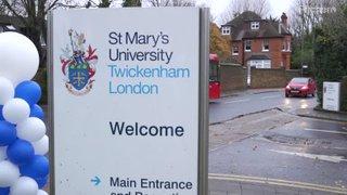 OEs/St Mary's partnership