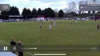 Charlie Goodwin v Clifton (1st Goal)
