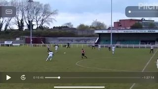 Charlie Goodwin v Clifton (2nd Goal)
