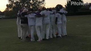 Priory park celebrates winning league