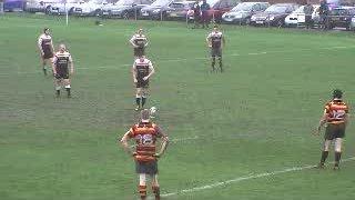 2s v Crewe & Nantwich Cup Semi Final