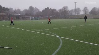 Women's 1st XI against Basingstoke 17.3.18