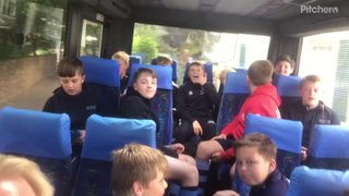 CRFC U12s 'Rugby Choir'