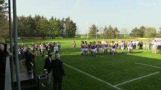 Northumberland County Cup Presentation to Alnwick RFC 2019