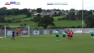 Silsden 7-1 Garforth Town (07/09/2019)