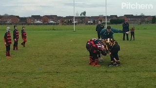 U10s v Helsby/Leigh 11.12.16