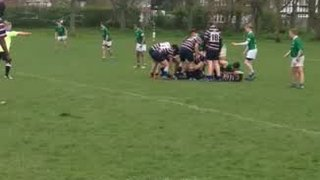 SJ Tip Tackled V London Irish